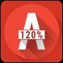 Alcohol 52% | 120% Free logo