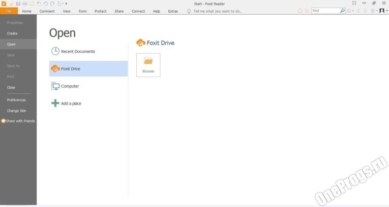 Foxit Reader - Скриншот 2