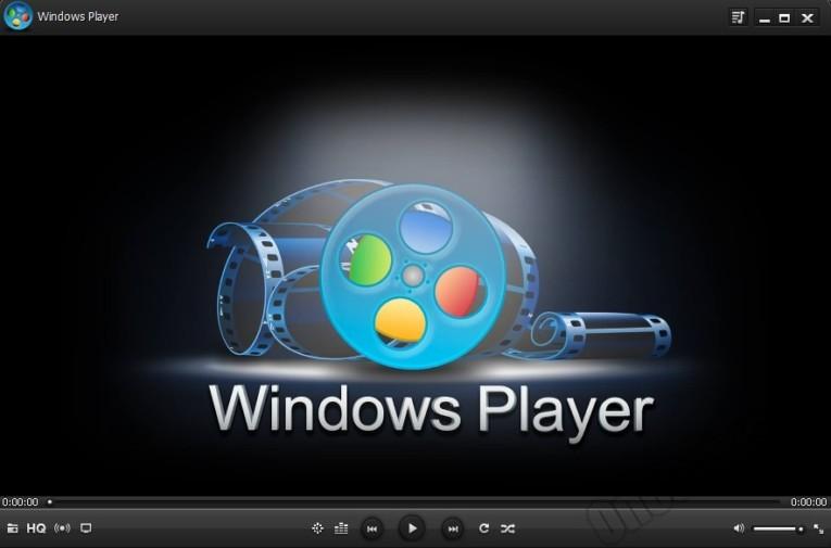 Windows Player - Скриншот 1